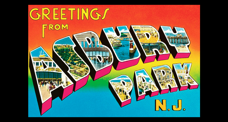 Cuarenta y cinco años del primer disco de Bruce Springsteen greeting from asbury park