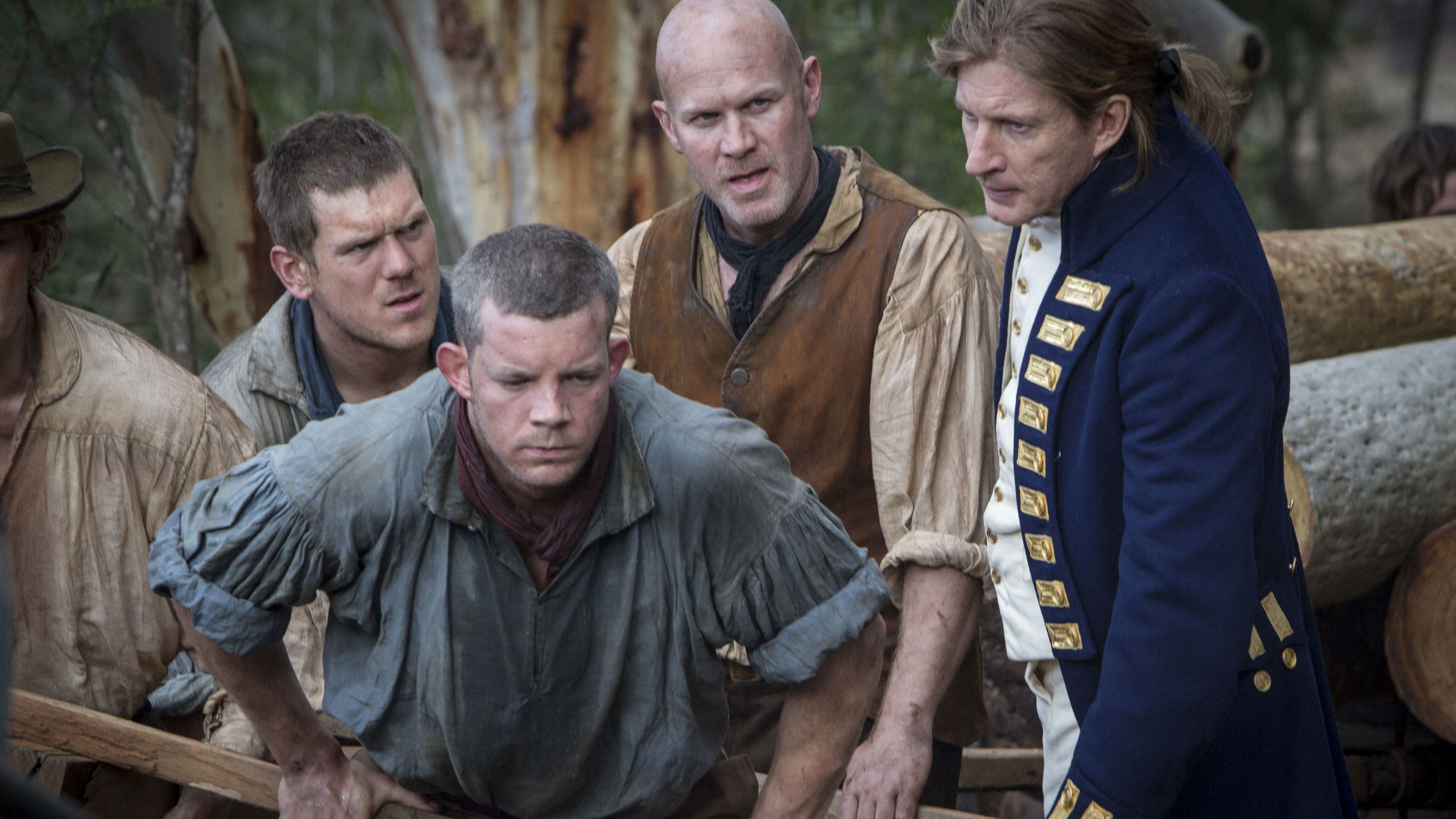 Filmin estrena la serie de TV 'Banished'
