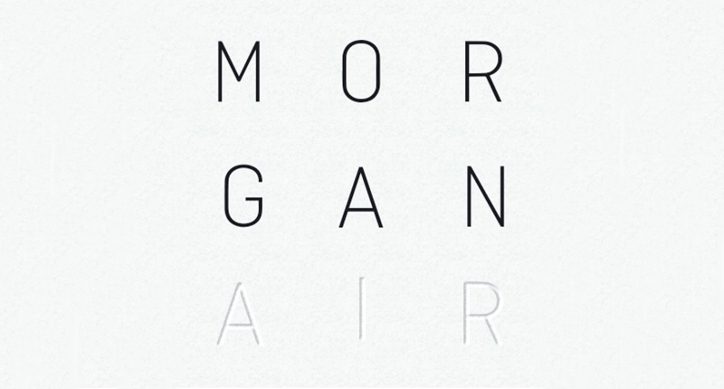 Morgan cautiva con `Air´