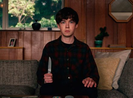 The end of the f***ing world: el poder adolescente