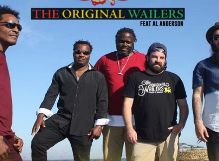The Original Wailers, nueva confirmación del Weekend Beach Festival