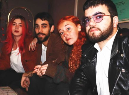 El happy rock de The Clods Band llega a MusicHunters