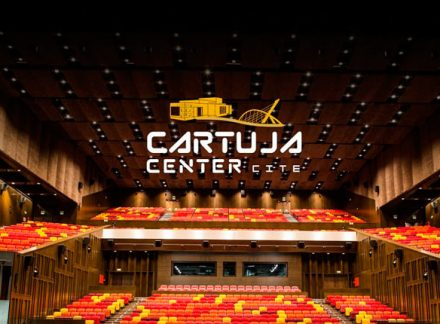 El Cartuja Center CITE recibe el premio Eventoplus
