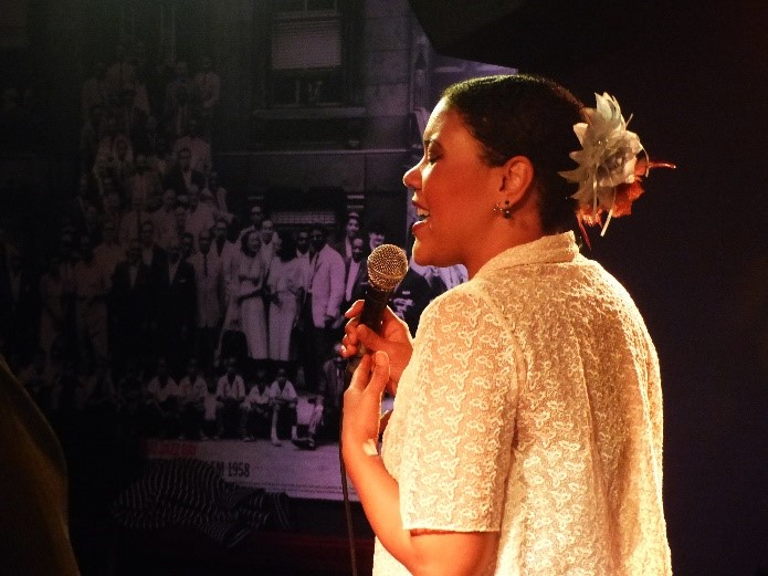 Homenaje a Billie Holiday en el International Jazz Day Madrid 2019