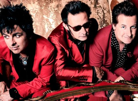 Green Day confirmado para el MTV World Stage de Sevilla