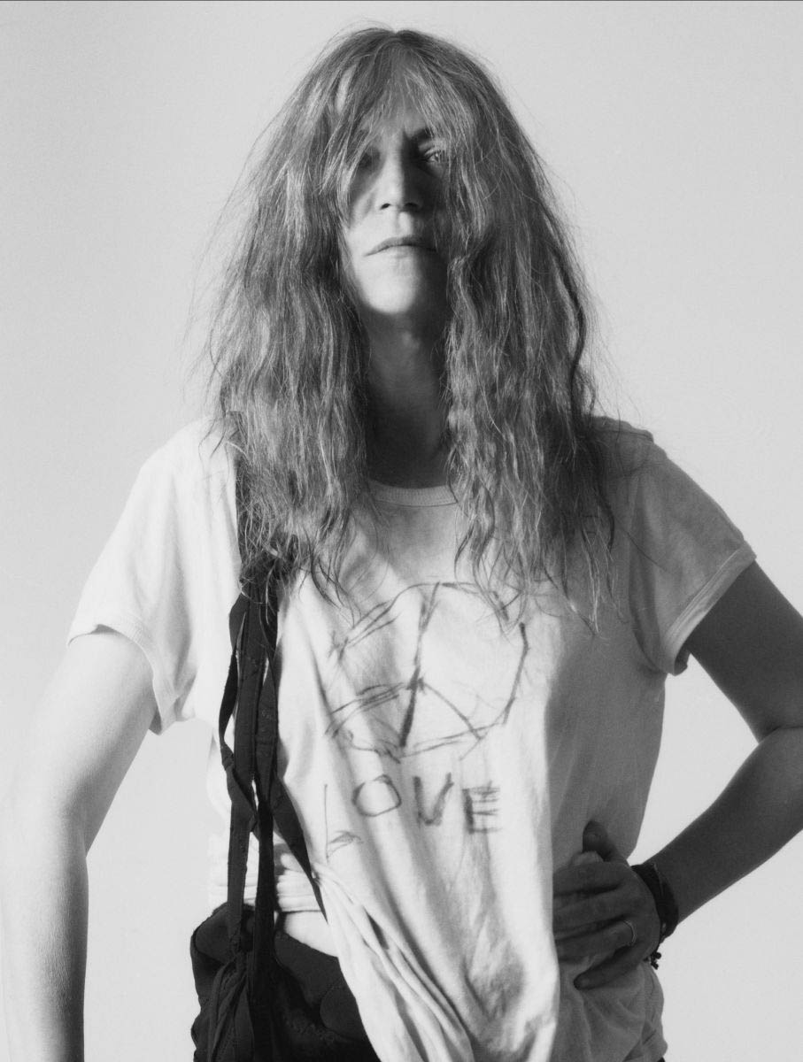 Patti Smith visita España en junio