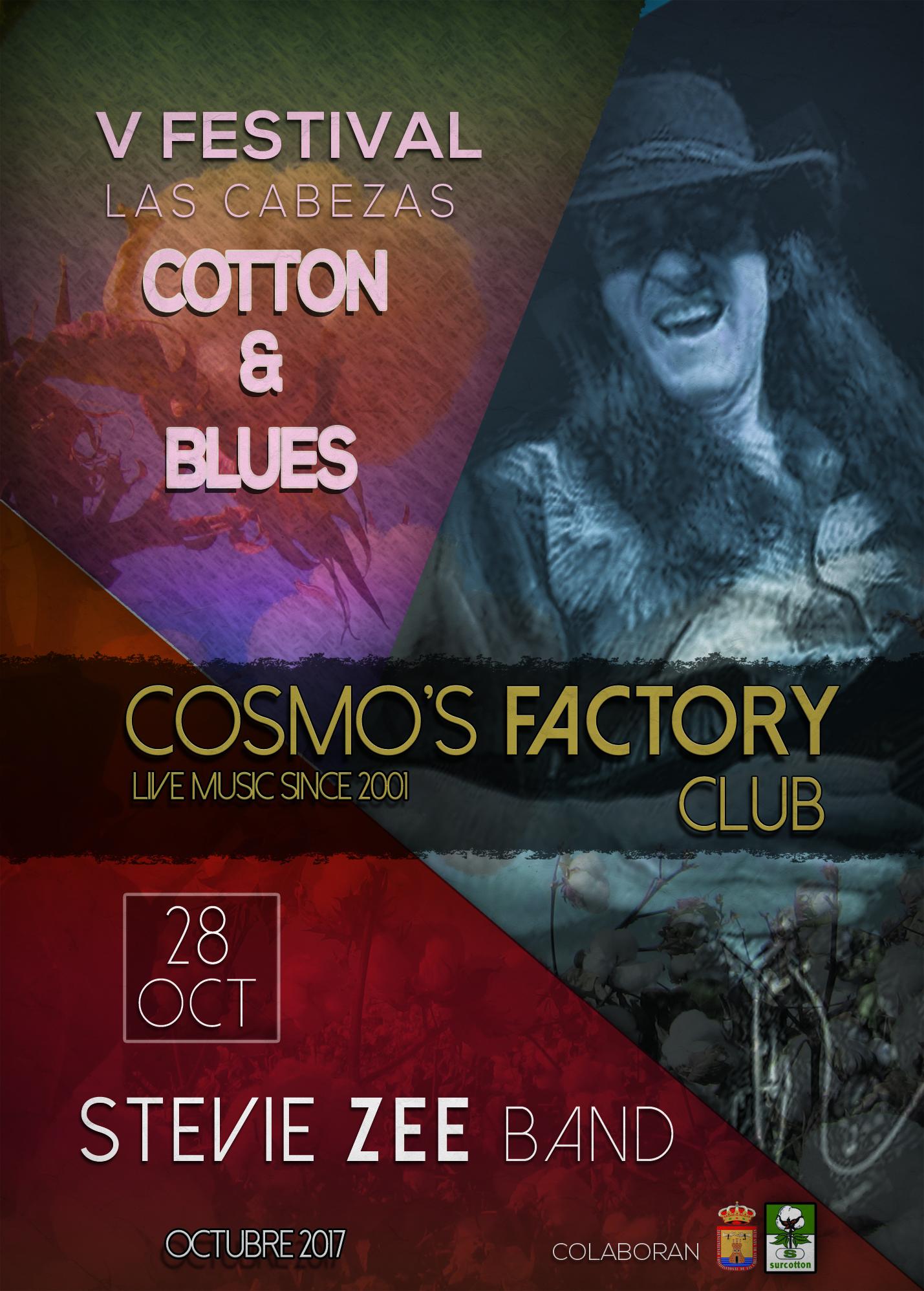 cotton & blues