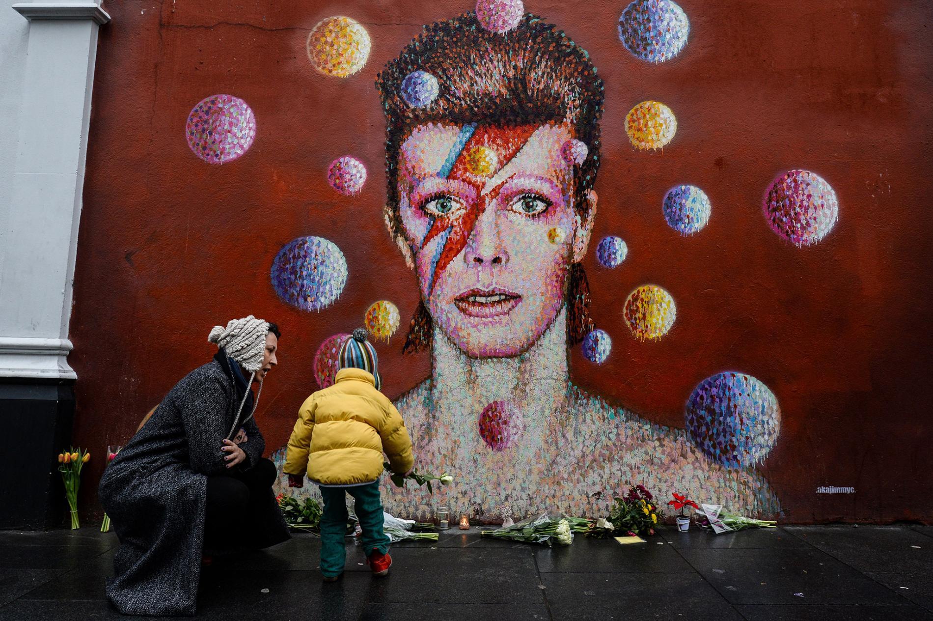 El día que Ziggy Stardust nos dejó huérfanos david bowie