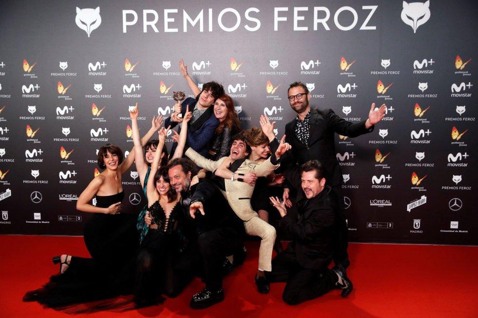 Verano 1993 y Javier Gutiérrez, entre los triunfadores de los premios Feroz