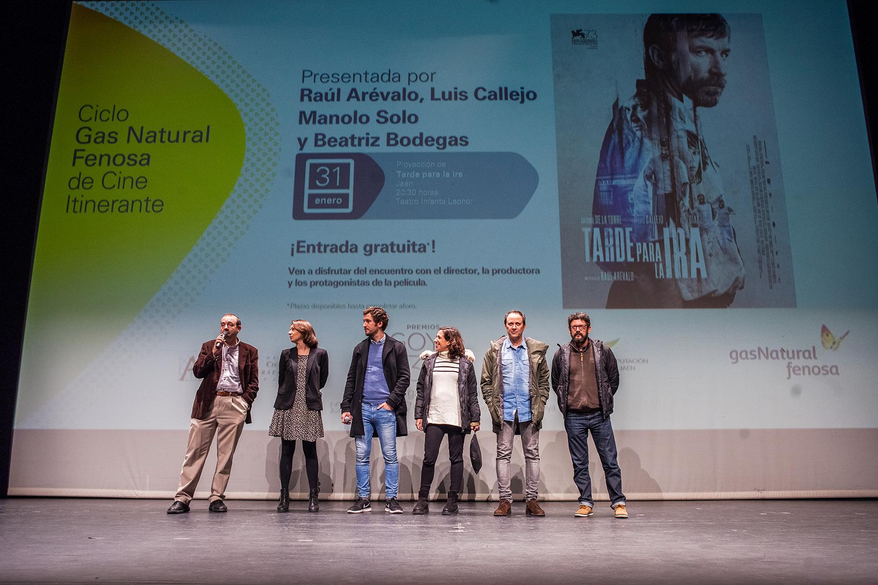 El Ciclo Gas Natural Fenosa de Cine Itinerante, de gira con las películas candidatas al Goya