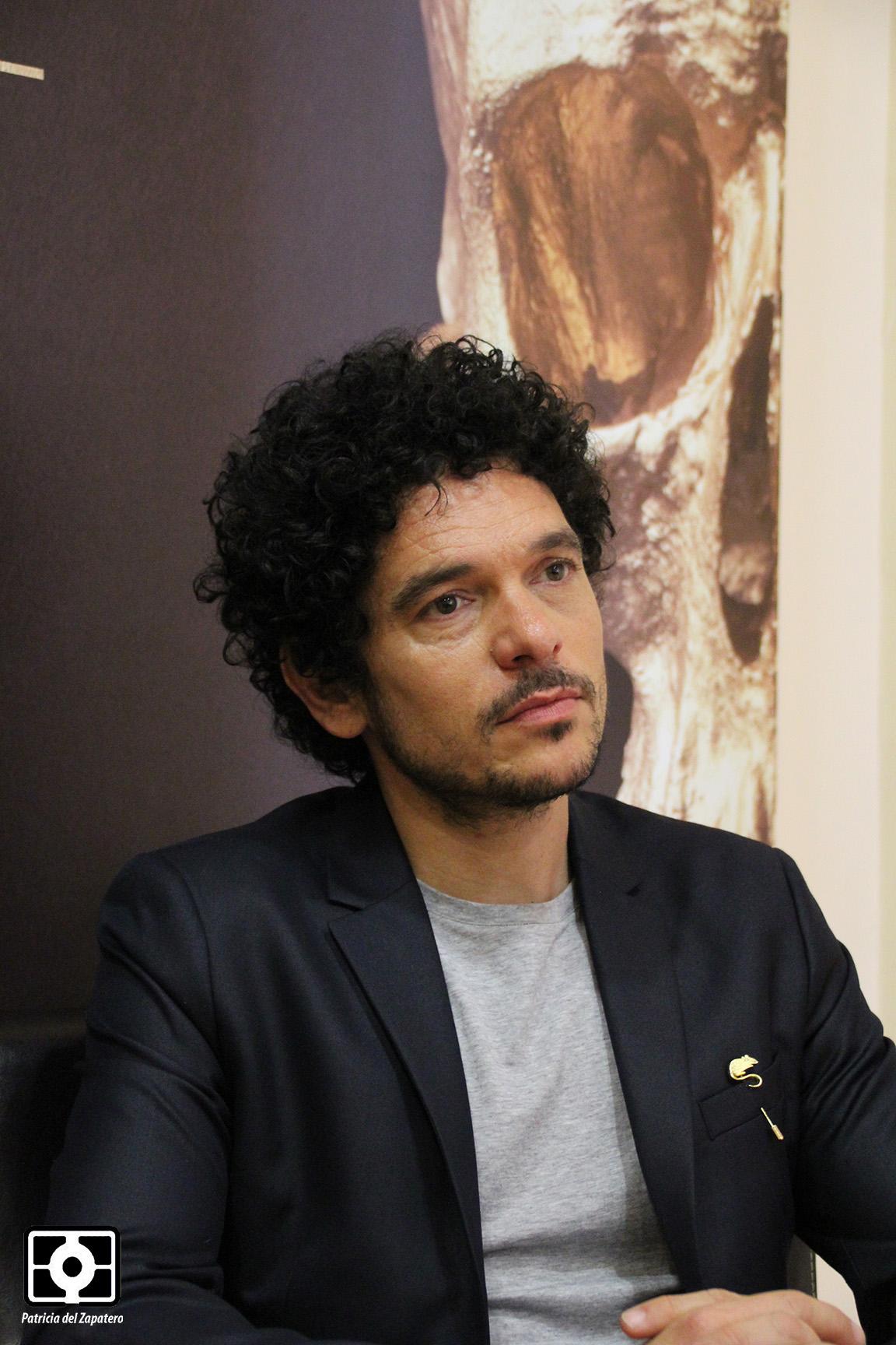 """Pablo Molinero: """"Te das cuenta de que no hemos cambiado tanto como especie; no hemos evolucionado como seres humanos"""""""