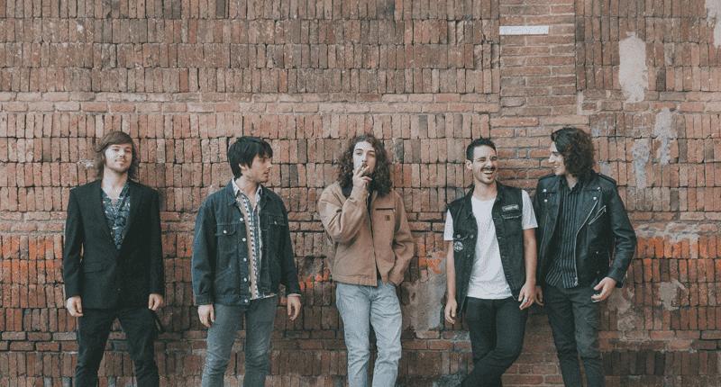 Lost Gecko cuenta los días para la publicación de su álbum debut