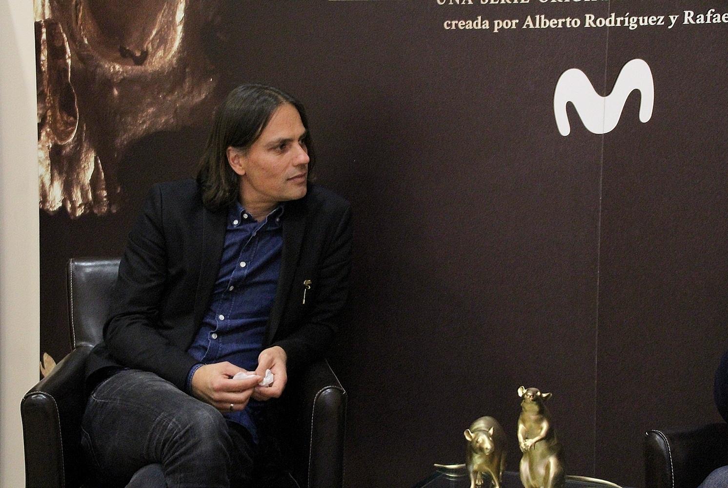"""Alberto Rodríguez: """"La Peste es una serie que va buscando en todo momento los contrastes, las luces y las sombras"""""""
