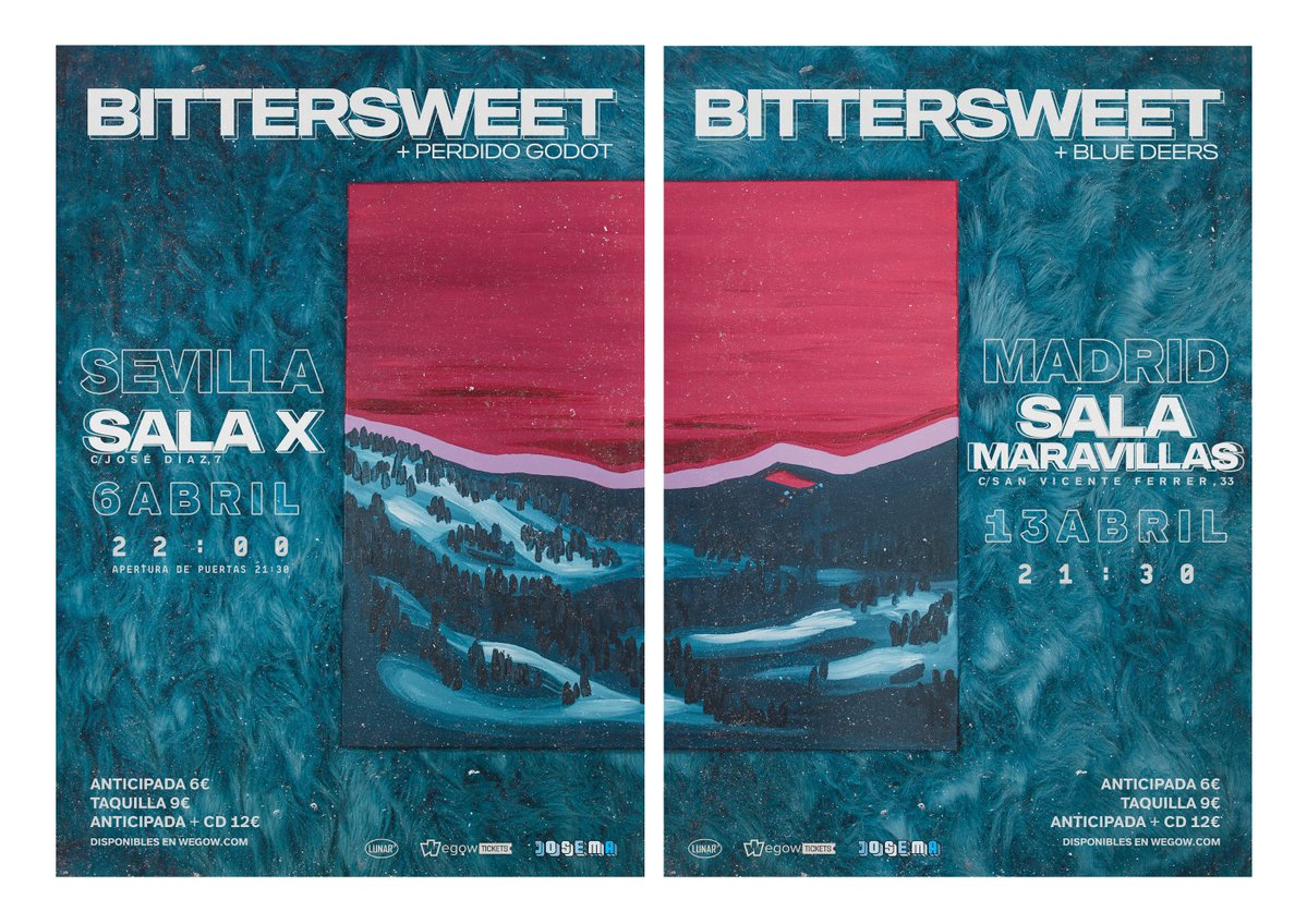 Bittersweet presenta en directo su primer disco