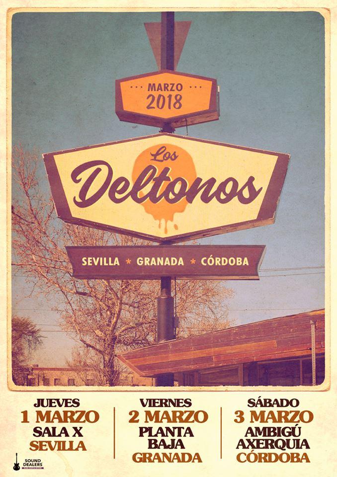 Los DelTonos vuelve a Sevilla
