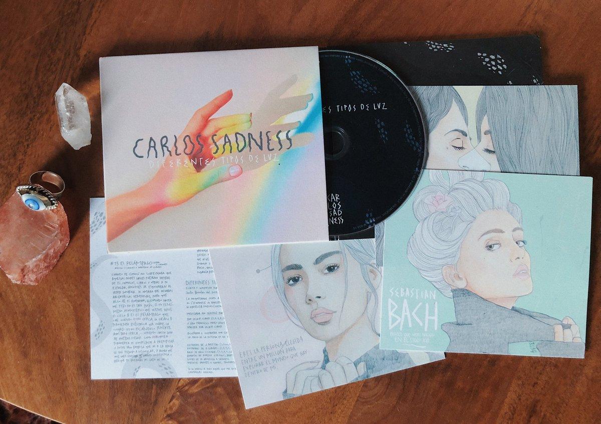 Carlos Sadness publica el álbum de su vida