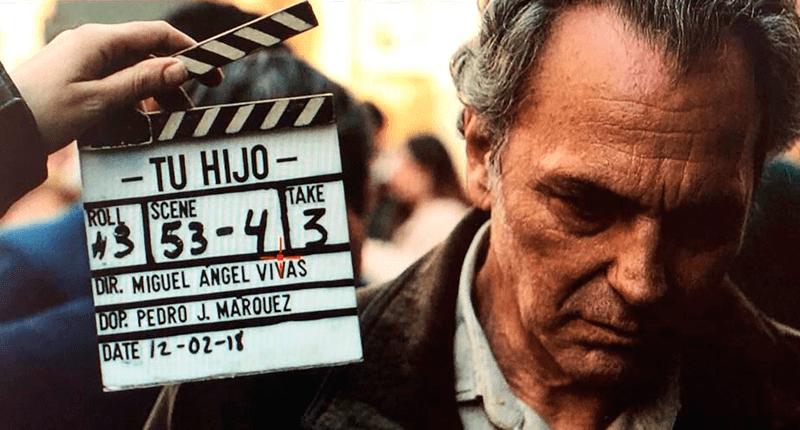 Tu hijo, lo nuevo de Miguel Ángel Vivas, sigue su rodaje en Sevilla