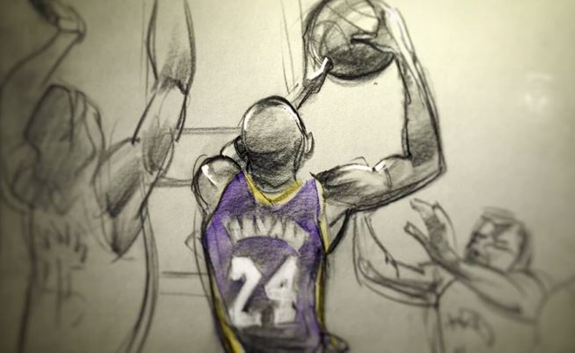 Dear basketball: la eterna despedida de Kobe