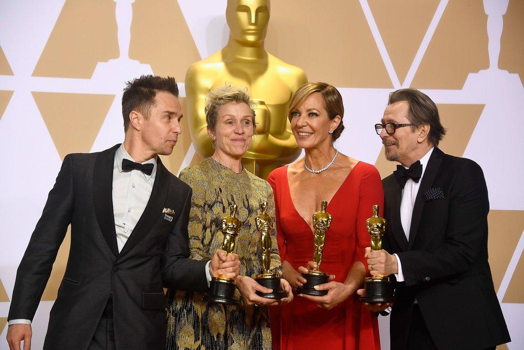 Los Premios Oscar 2018 cumplen con los pronósticos