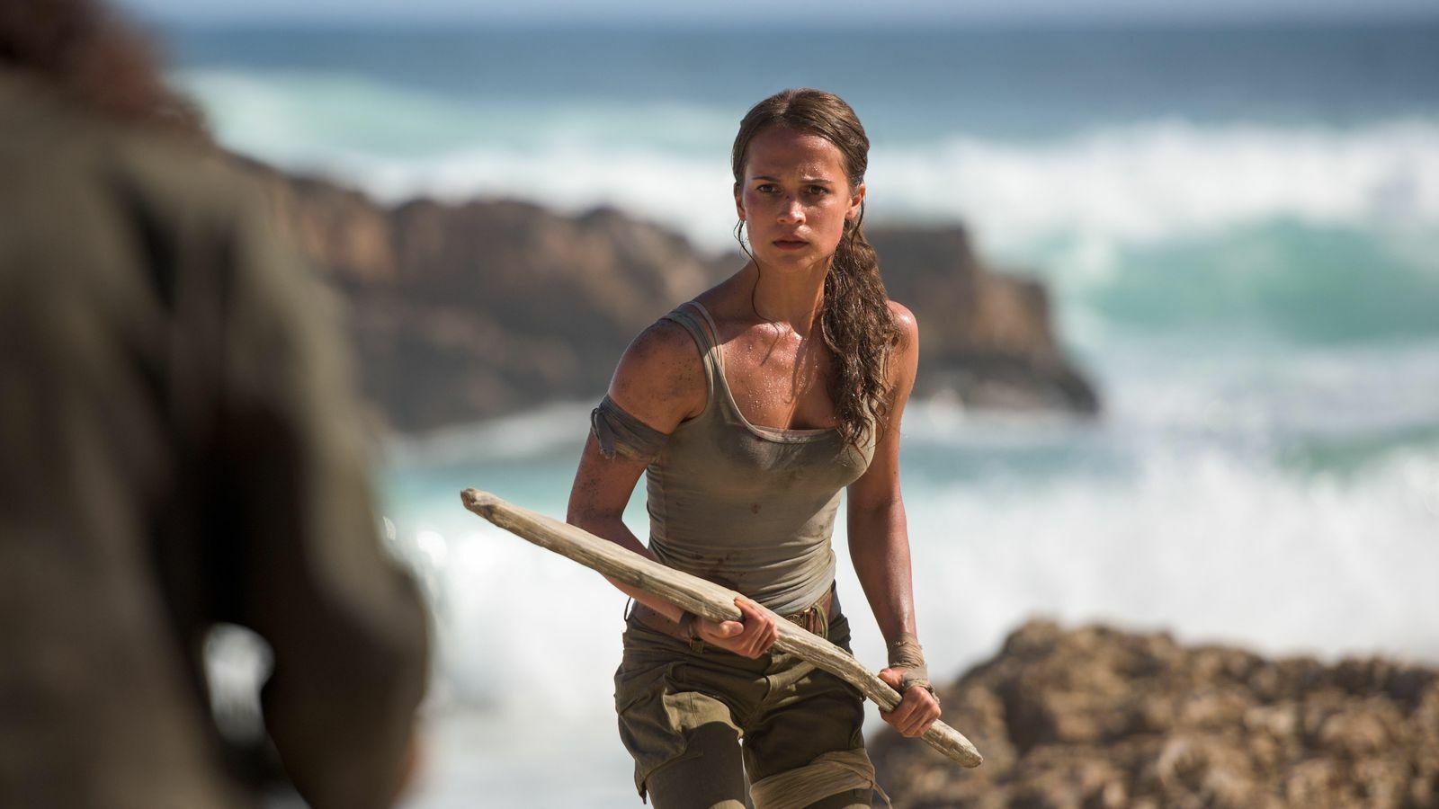 Estrenos: La saga Tomb Raider regresa renovada a la gran pantalla