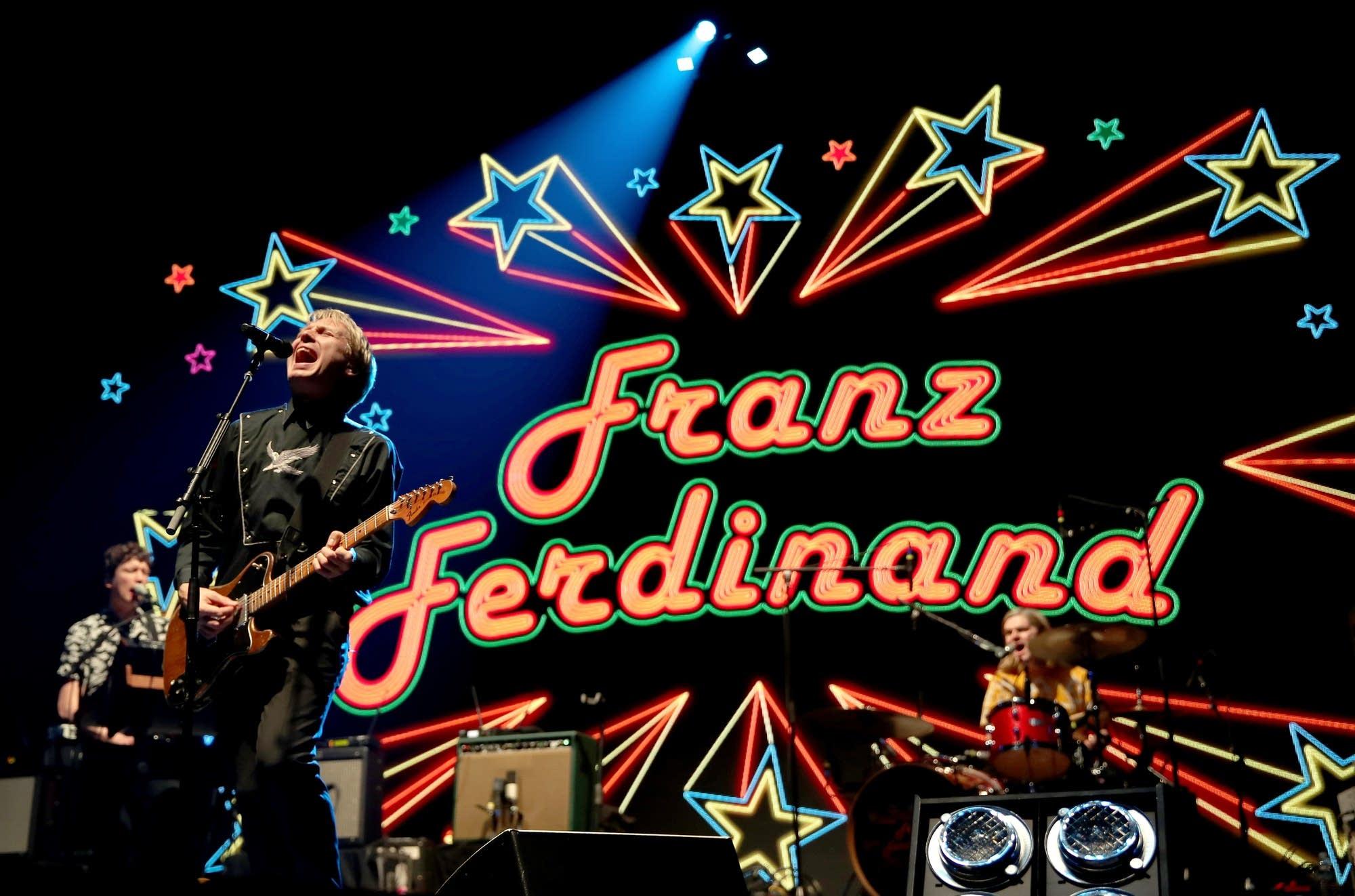 Franz Ferdinand comienza la época post Nick McCarthy