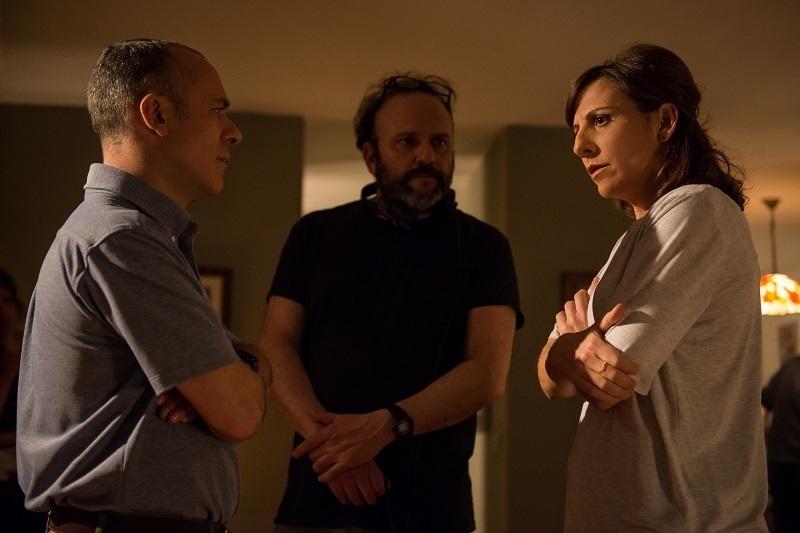 'Vergüenza' rueda su segunda temporada