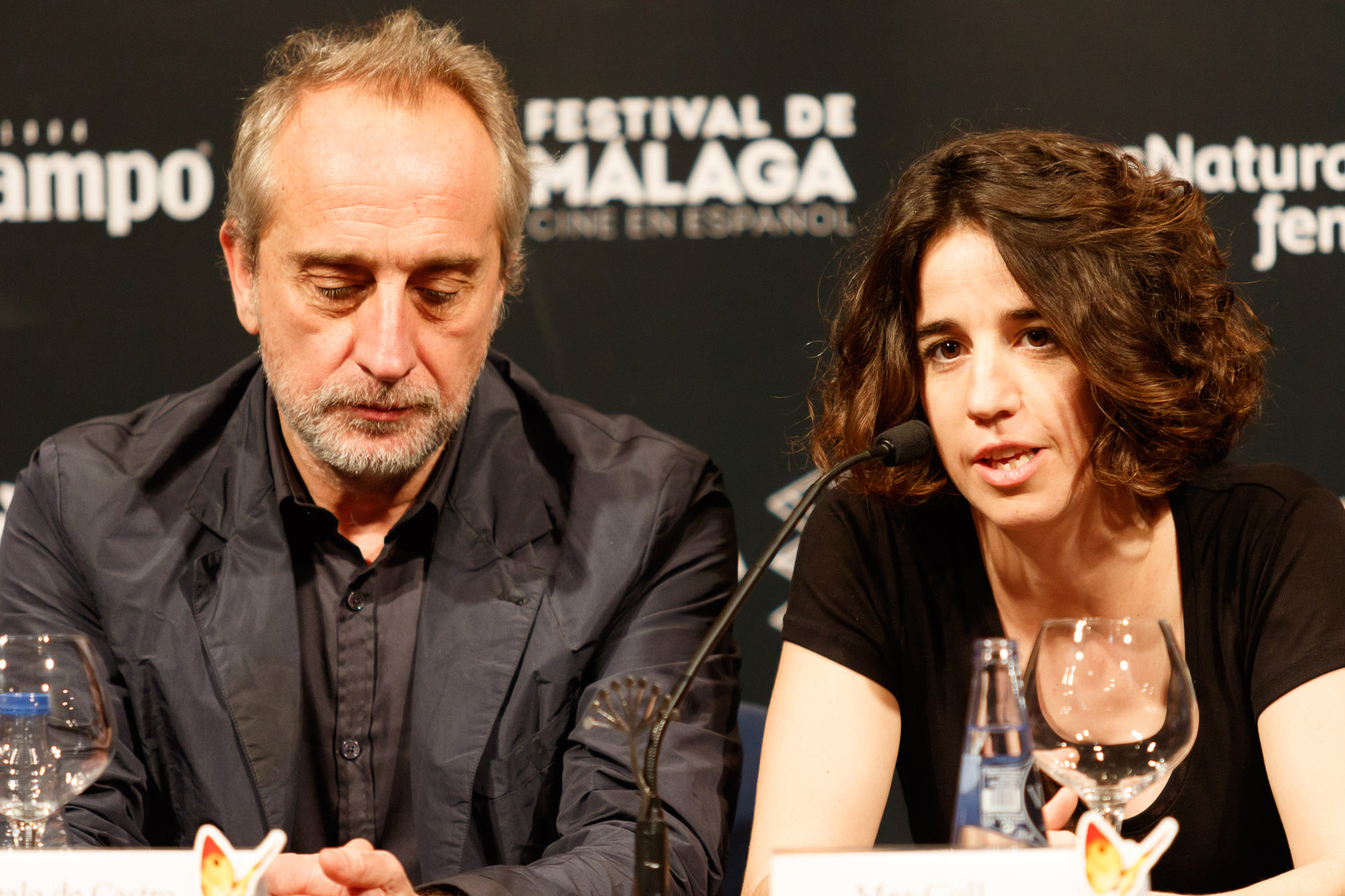 La serie Matar al padre presentada en el Festival de Cine de Málaga