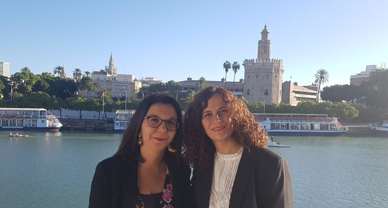 """Verónica Durán: """"Mi deseo es que la gente llene la Feria, porque hay actividades para todo tipo de público"""""""
