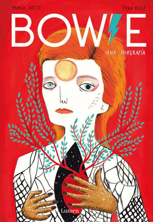 Bowie y la nueva biografía del camaleónico cantante