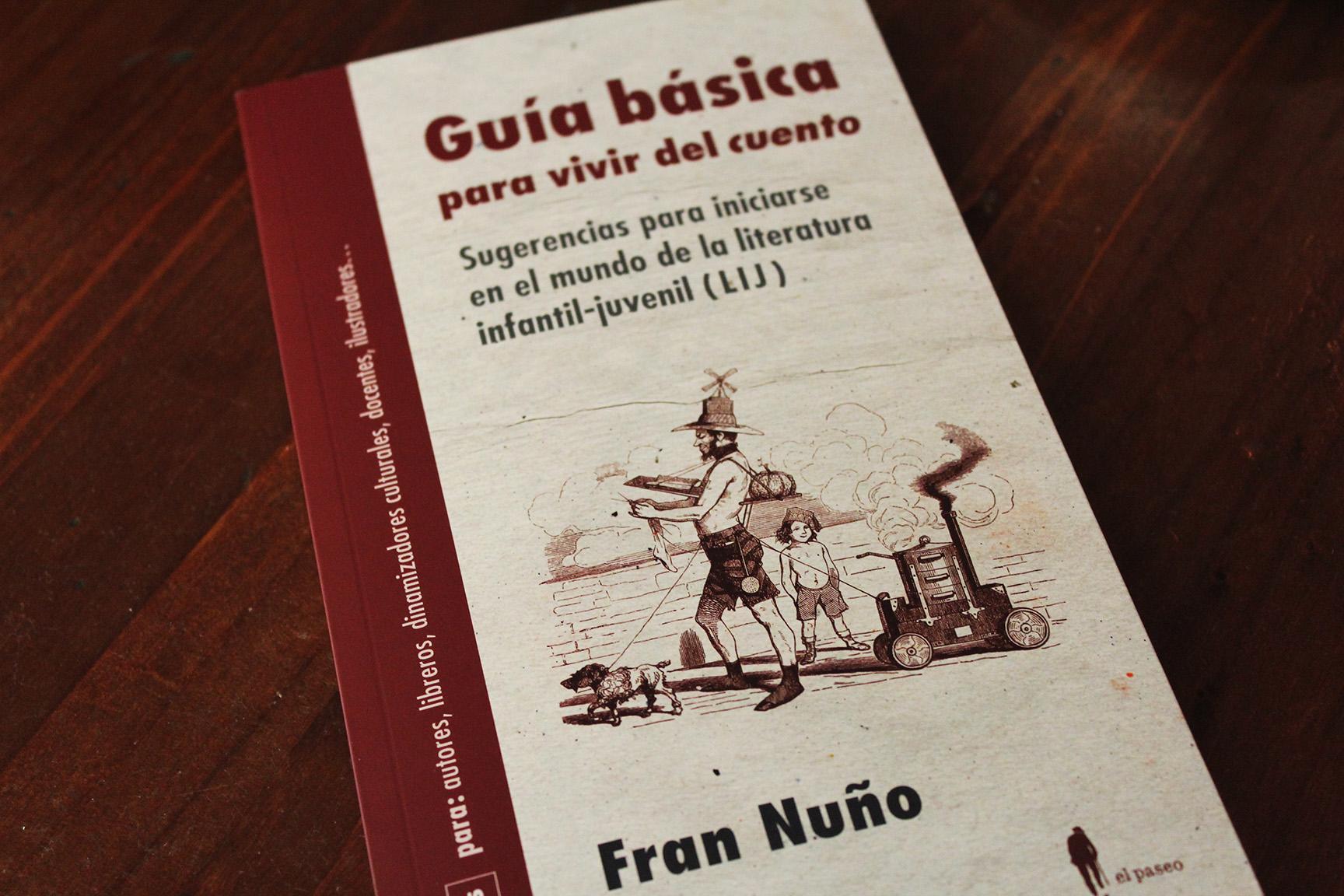"""Fran Nuño: """"La lectura es algo imprescindible en mi vida"""""""