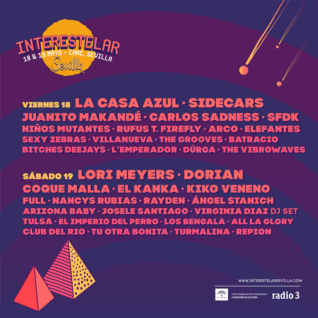 Gatrópolis recomienda sus preferencias ante el Festival Interestelar (I)