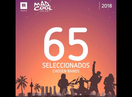 Mad Cool Talent ya tiene a sus 65 seleccionados