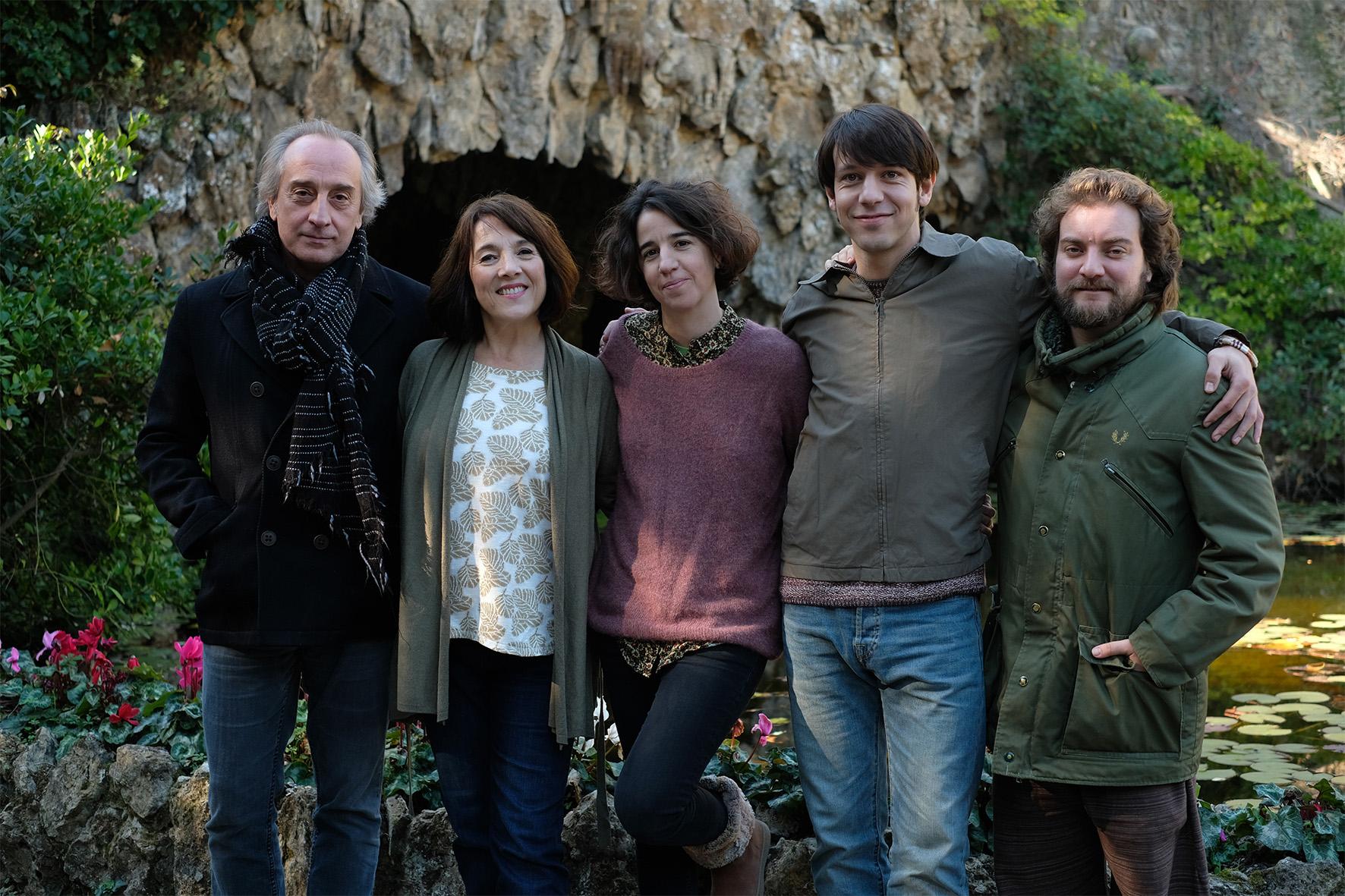 'Matar al padre', de Movistar+, participa en el Festival de Málaga