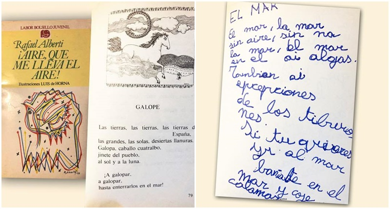 Niños Mutantes homenajea a Rafael Alberti con su versión de 'A Galopar'