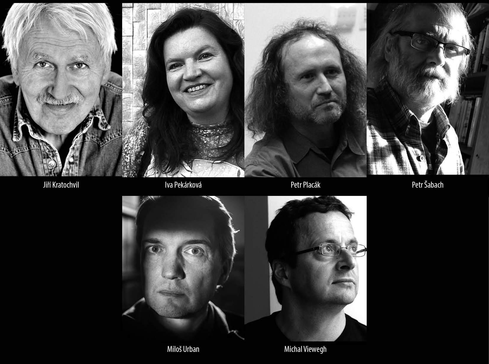 Huso Editorial publica una antología del nuevo cuento checo