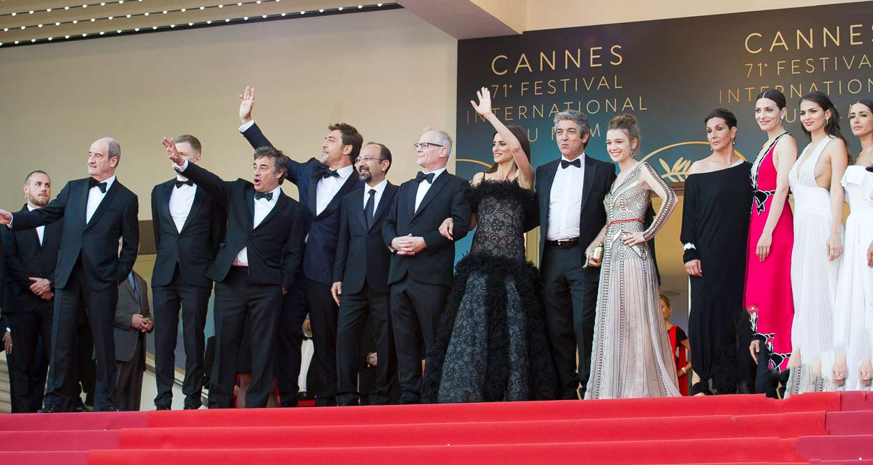 Hirokazu Koreeda gana la Palma de Oro del Festival de Cannes