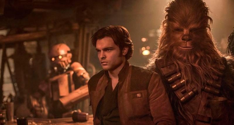 Estrenos: los orígenes de Han Solo llegan a la gran pantalla