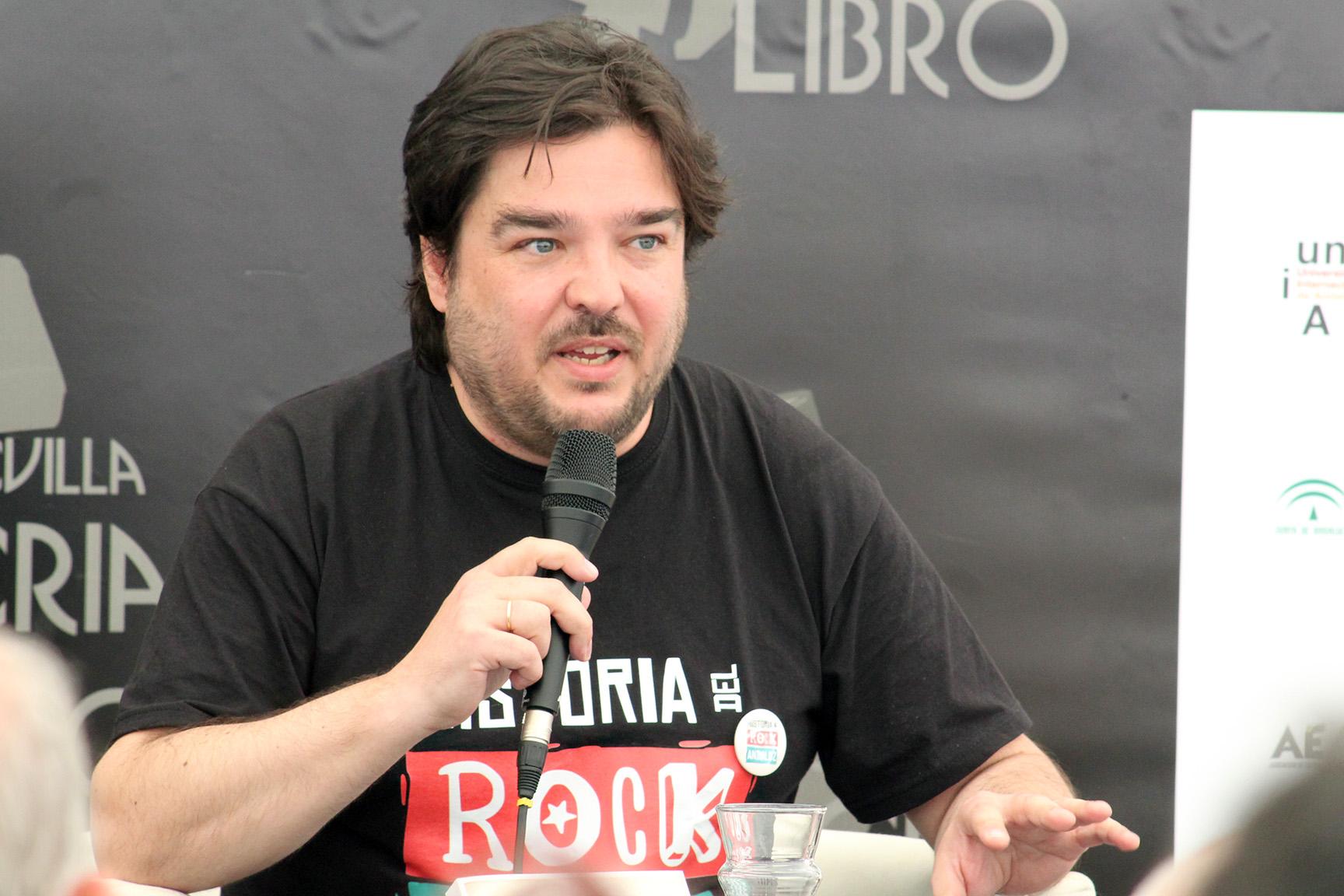 Brillante presentación de Historia del rock andaluz