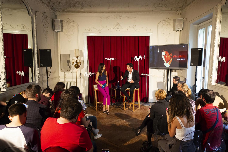 Ayer tuvo lugar la presentación de Instinto, la nueva ficción original de Movistar+, creada por Teresa Fernández-Valdés, Ramón Campos y Gema R. Neira, de Bambú Producciones. Y además cuenta con el actor Mario Casas como protagonista.