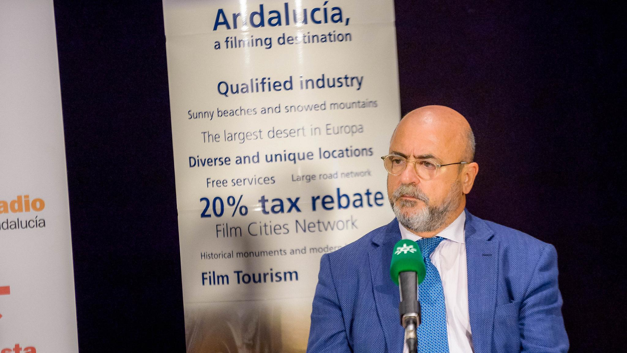 Andalucía Film Commission celebra un 2017 con cifras récord