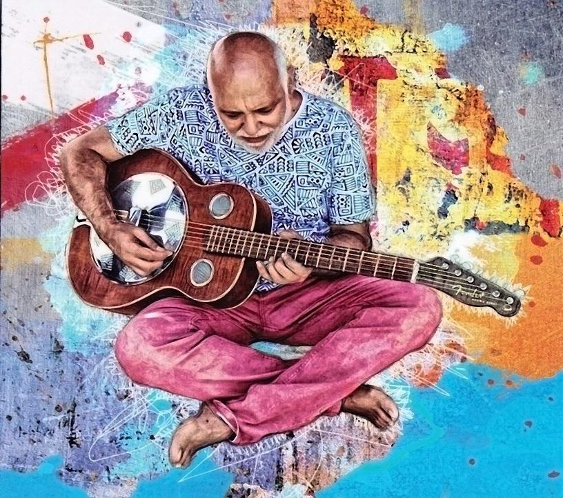 'My indian heart', segundo álbum de Manglis Compás Machine