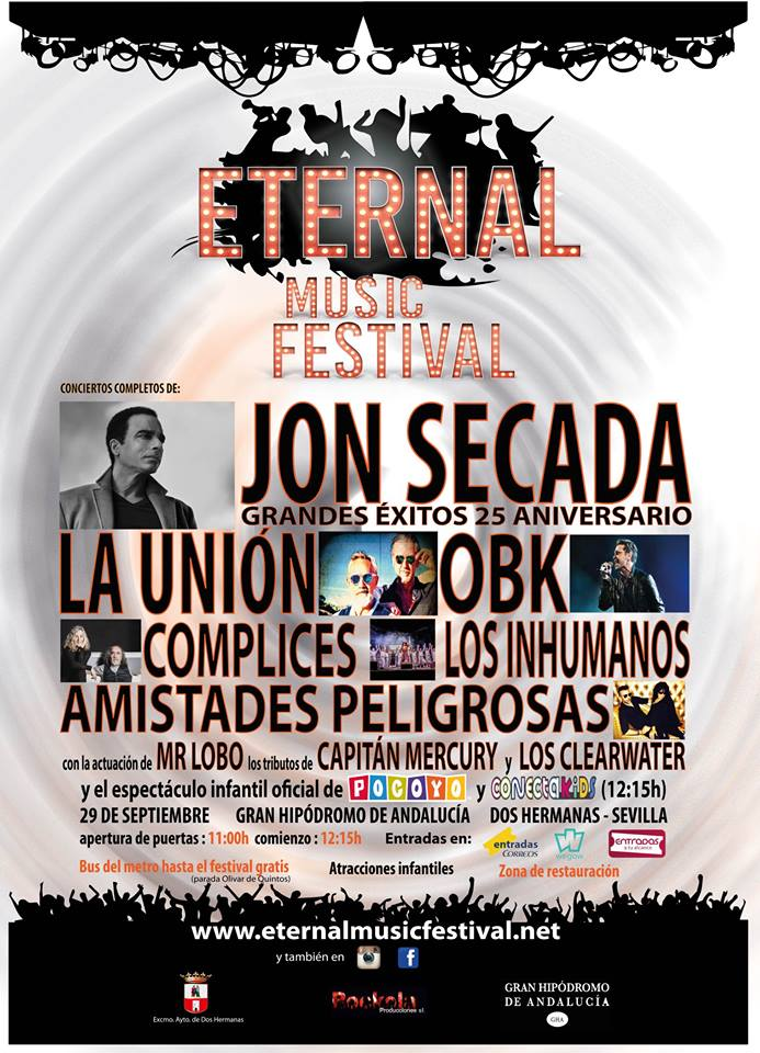 Dos Hermanas acoge el Eternal Music Festival