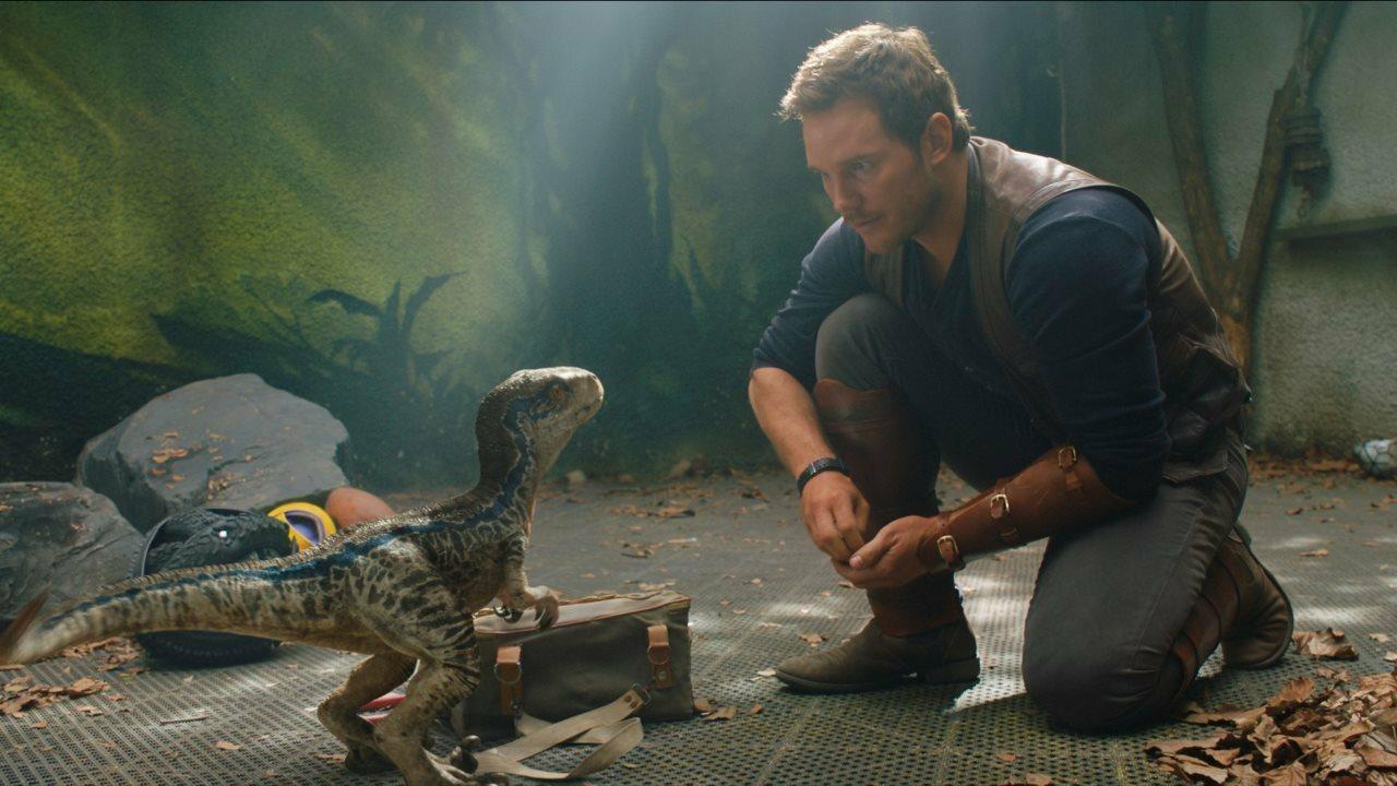 Estrenos: J.A. Bayona nos ofrece su particular y esperada visión de la saga Jurassic World