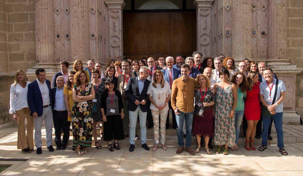 El Parlamento de Andalucía aprueba la ley del Cine