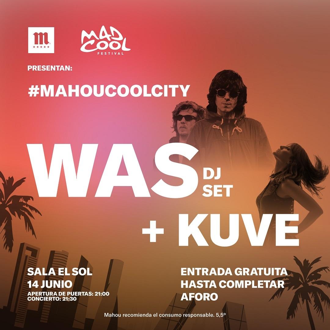 Mahou y KOKO, colaboradores de Mad Cool 2018