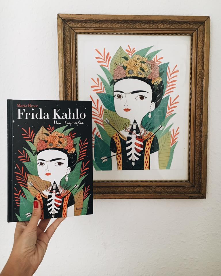 """María Hesse: """"La ilustración ha salvado al libro en papel"""""""