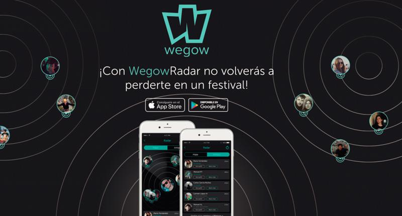 Wegow lanza una nueva propuesta para festivaleros