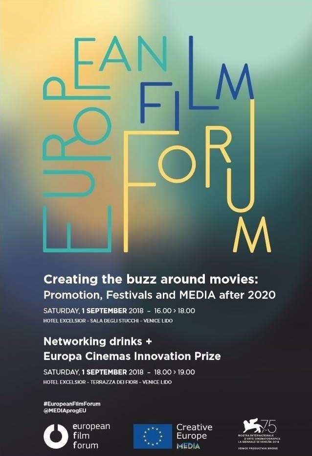 Según informa el Festival de Cine de Sevilla desde sus redes sociales, sus lazos y los de la European Commission se estrechan a través del Programa MEDIA de Creative Europe.