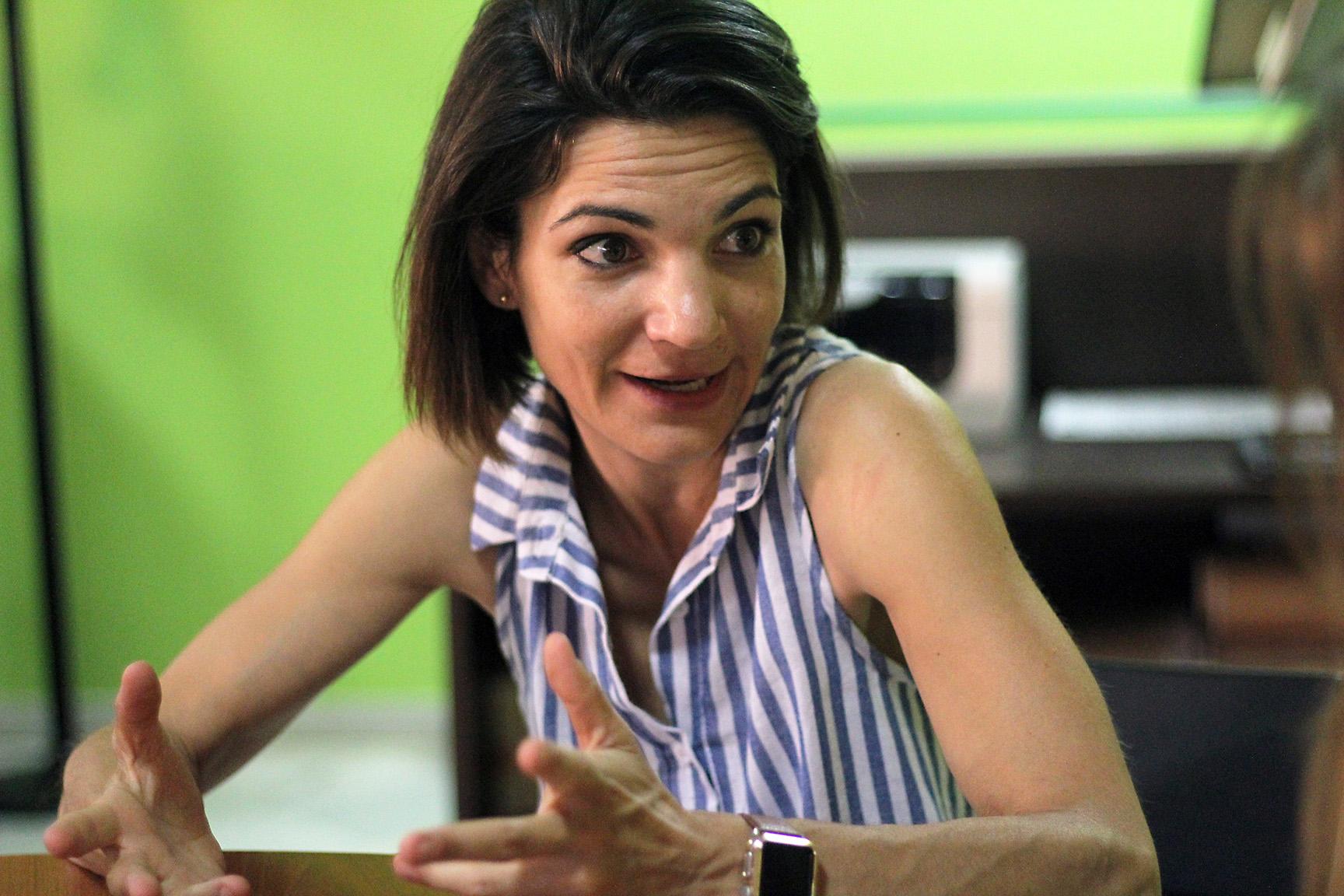 """Teresa Segura: """"Diffferent es nuestro bebé, al que hay que mimar y verlo crecer poco a poco"""""""
