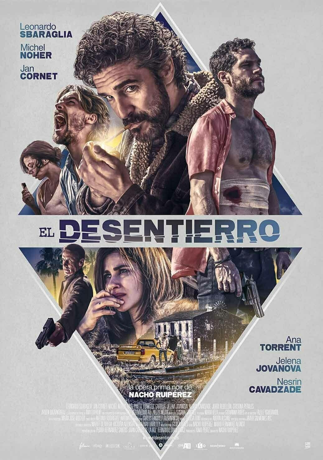 Filmax estrena El Desentierro, de Nacho Ruipérez
